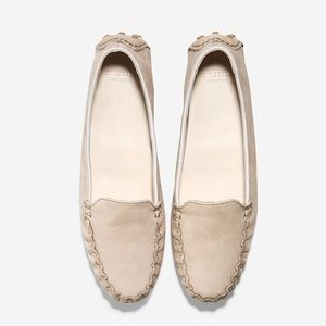 Cole Haan Cary Venetian Leather Driving Loafers